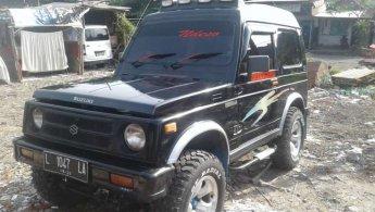 Jual mobil Suzuki Katana GX 1995 murah di Jawa Timur