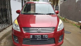 Jual mobil Suzuki Ertiga GL 2013 terawat di Jawa Barat