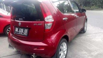 Jual Mobil Suzuki Splash GL 2014