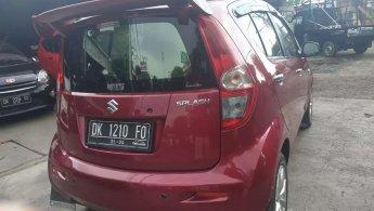 Jual Mobil Suzuki Splash GL 2014 di Bali