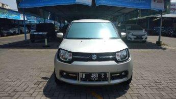 Jual mobil bekas murah Suzuki Ignis GL 2017 di Jawa Tengah