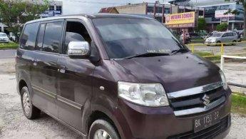 Jual mobil Suzuki APV GX Arena 2012 dengan harga terjangkau di Riau