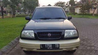Jual mobil bekas murah Suzuki Escudo 1.6 Manual 2003 di Jawa Timur