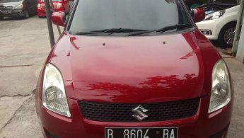 Jual mobil Suzuki Swift ST 2008 dengan harga murah di Jawa Barat