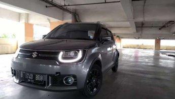 Dijual cepat mobil Suzuki Ignis GX 2017, Jakarta D.K.I.