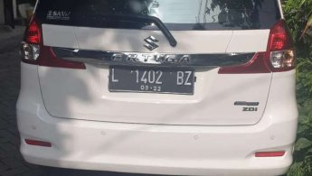 Jual Mobil Suzuki Ertiga Hybrid ZDi 2017