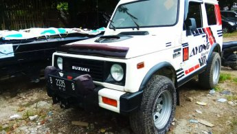 Jual Mobil Suzuki Katana GX 1993