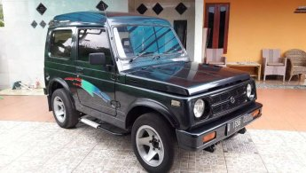 Jual Mobil Suzuki Katana GX 1994