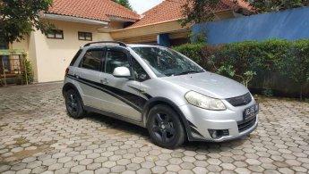 Jual mobil Suzuki SX4 X-Over 2008 murah di Lampung