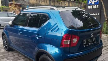 Jual Mobil Suzuki Ignis GX 2017