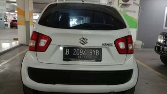 Jual Mobil Suzuki Ignis GX 2018