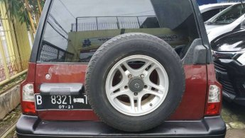 Jual Mobil Suzuki Sidekick 2001