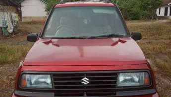 Suzuki Sidekick 2001