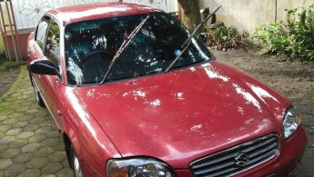 Dijual Mobil Suzuki Baleno 2002