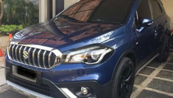 Jual Mobil Suzuki SX4 Cross Over 2018