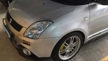 Suzuki Swift GTS Limited Edition HKS 2009 Cirebon