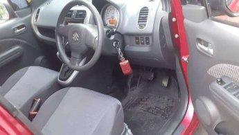 Suzuki New Splash GL 2013 Metic warna Merah