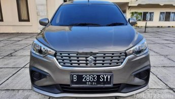 2019 Suzuki Ertiga GL MPV