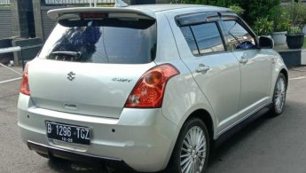 2011 Suzuki Swift GT3 Hatchback