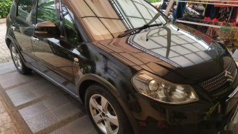2010 Suzuki SX4 Cross Over Hatchback