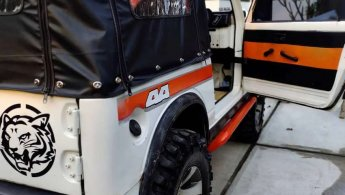 Di jual Jimny 4X4 SJ410V (1983)