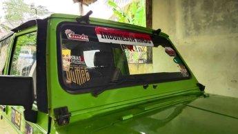 Mobil Jimny Sierra 4X4 ( ASLI CANVAS )