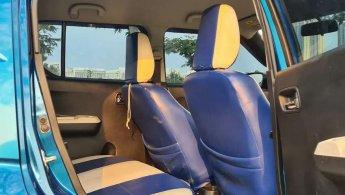 Suzuki Ignis GX AT Two tone 2017 Biru Matic