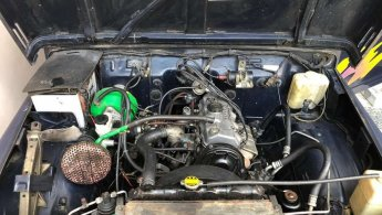 Suzuki katana GX 1993 barang istimewa cat original mesin halus