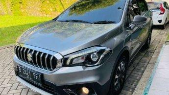 Suzuki SX4 Scross 2018 Bln 7 Mulus 99% Terawat