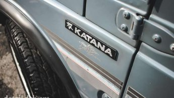 1991 Suzuki Katana Blitz Full Original