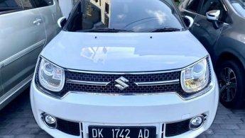 DP 30 JT !! Ignis GX 2018 Akhir Putih Matic Asli Bali Tangan Pertama