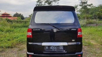 Suzuki APV L 2005 (H) hitam klimis murmer boleh TT granmax