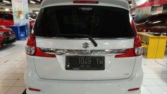 Suzuki New Ertiga 1.4 GX matic AT 2018 putih Surabaya Sidoarjo 2019
