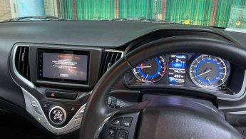 Baleno Hatchback Hitam 2018 Automatic