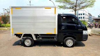 Suzuki New Carry Box Aluminium 1.5 MT AC PS Radio Hitam 2020