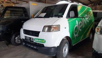 2015 Suzuki APV Blind Van High Van
