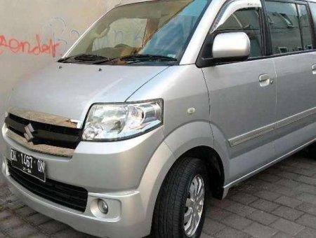 55 Gambar Mobil Suzuki Apv 2013 HD Terbaik