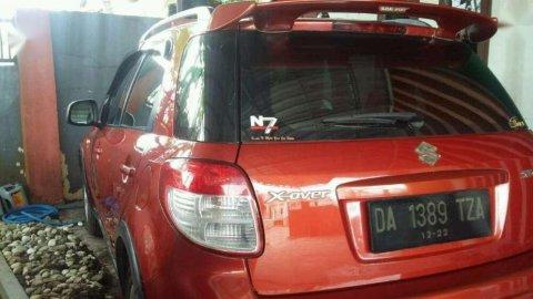 Suzuki SX4 RC1 2009 Dijual