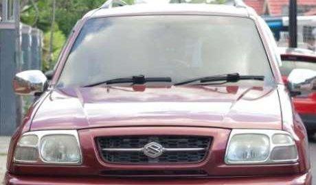 Suzuki Escudo JLX 2004 Dijual