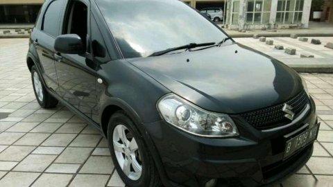 Dijual mobil bekas Suzuki SX4 Cross Over 2010, Banten
