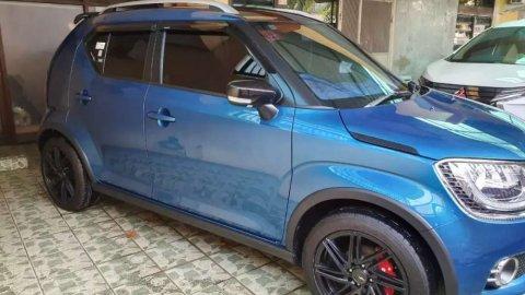 Jual Cepat Suzuki Ignis GX 2017 di DKI Jakarta