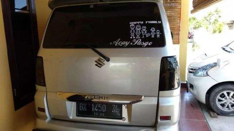Jual mobil Suzuki APV GL Arena 2012 harga murah di Sumatra Utara