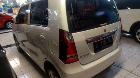 Jual mobil Suzuki Karimun Wagon R GX 2015 bekas di Jawa Timur
