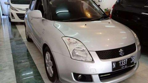 Jual mobil bekas murah Suzuki Swift ST 2008 di Jawa Timur