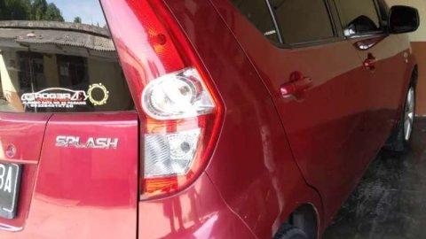 Mobil Suzuki Splash 2013 dijual, Sumatra Barat