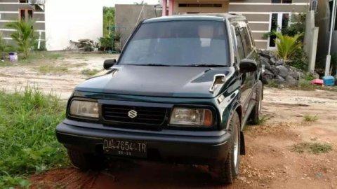 Jual Cepat Suzuki Escudo JLX 1995 di Kalimantan Selatan