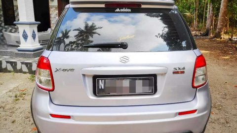 Suzuki SX4 Cross Over 2009