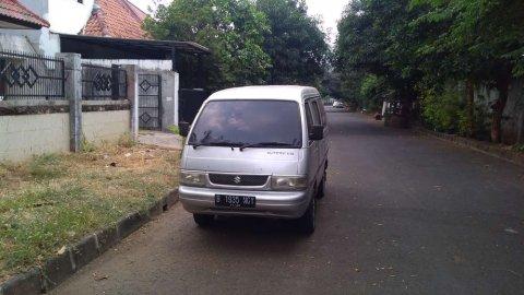 Jual mobil Suzuki Futura GX 2011 bekas di Banten