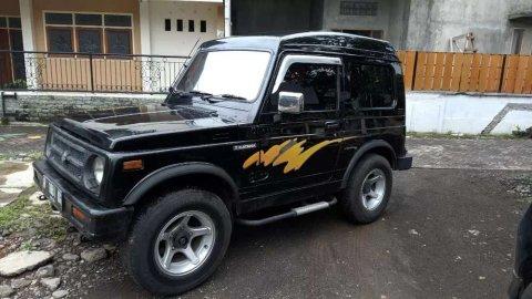 Jual mobil Suzuki Katana GX 1995 dengan harga murah di Jawa Timur