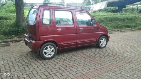 Jual Mobil Suzuki Karimun GX 2005